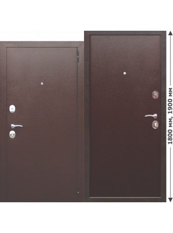 Дверь Гарда Металл mini