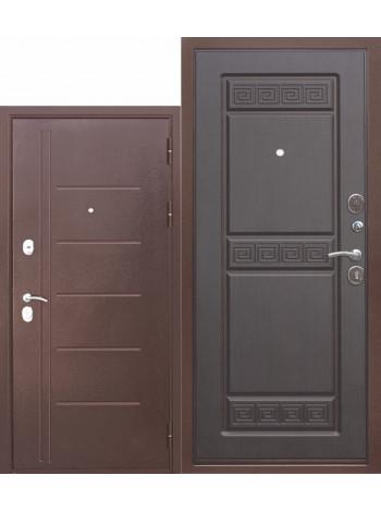Дверь 10 Троя Антик Венге