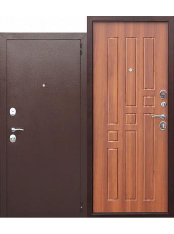 Дверь Гарда Рустикальный Дуб