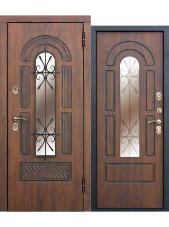 Дверь Виконт Грецкий Орех